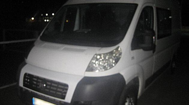 Сумські прикордонники виявили викрадений в Італії FIAT, фото-1