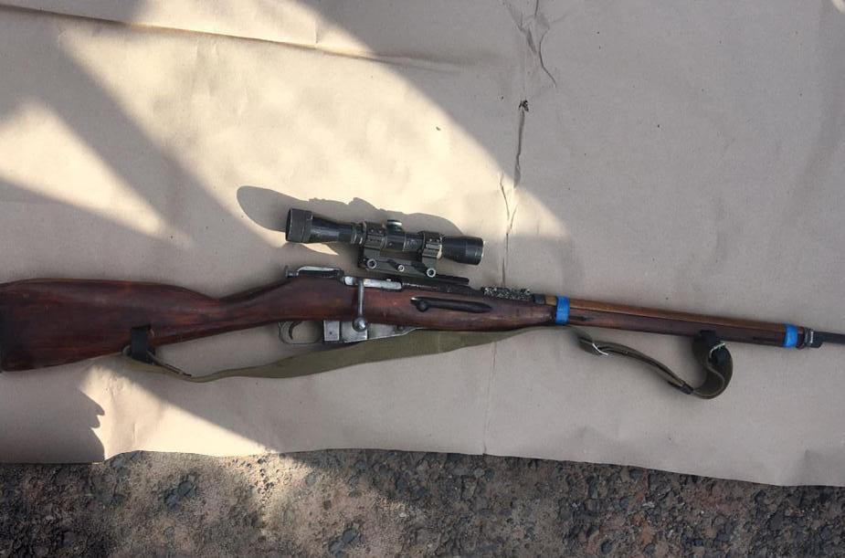 У жителів Сумщини поліція вилучила зброю та боєприпаси, фото-1