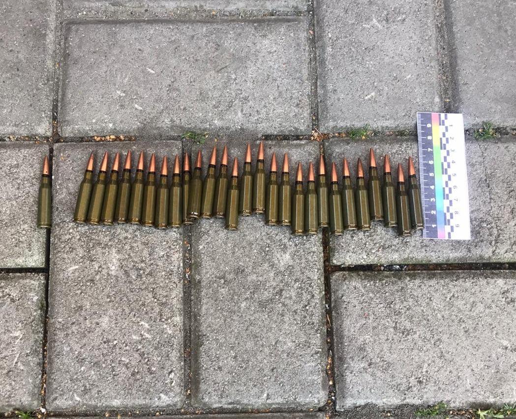 У жителів Сумщини поліція вилучила зброю та боєприпаси, фото-2