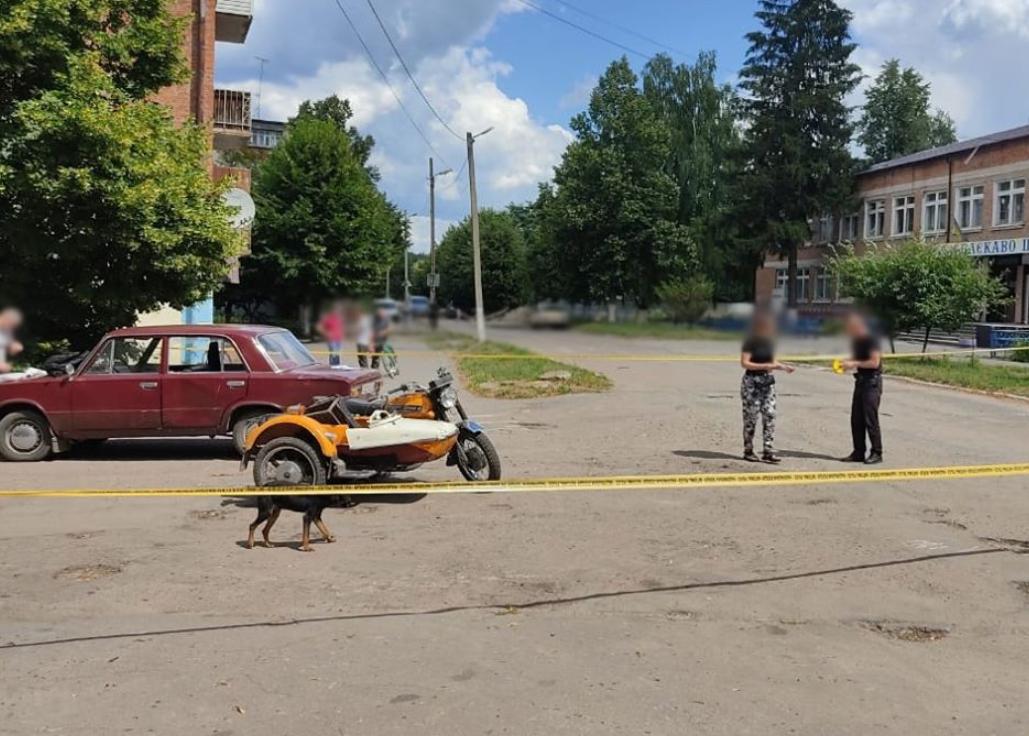 В ДТП на Сумщині постраждав мотоцикліст та його пасажирка, фото-4