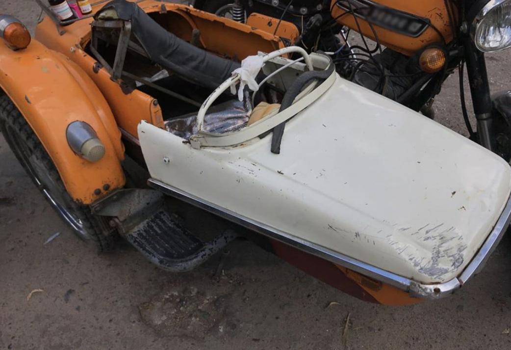 В ДТП на Сумщині постраждав мотоцикліст та його пасажирка, фото-2