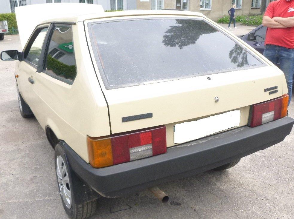 В Сумах виявили автомобіль з підробленими реєстраційними даними, фото-1