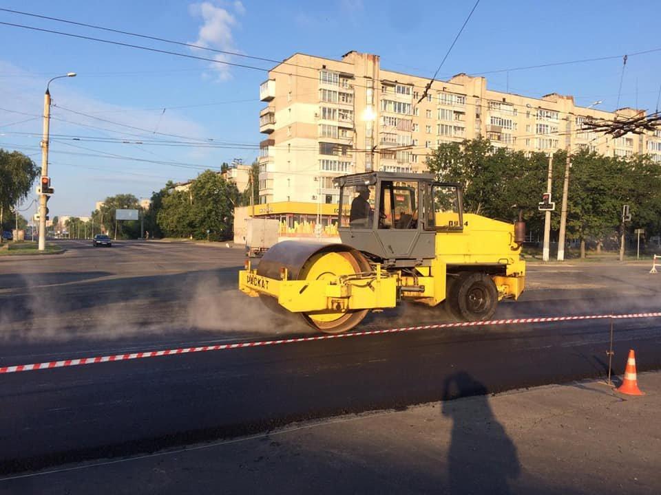 Увага! Через ремонт на Харківській комунальний транспорт міняє маршрути. ОНОВЛЕНО, фото-2