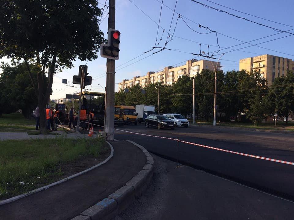 Увага! Через ремонт на Харківській комунальний транспорт міняє маршрути. ОНОВЛЕНО, фото-3