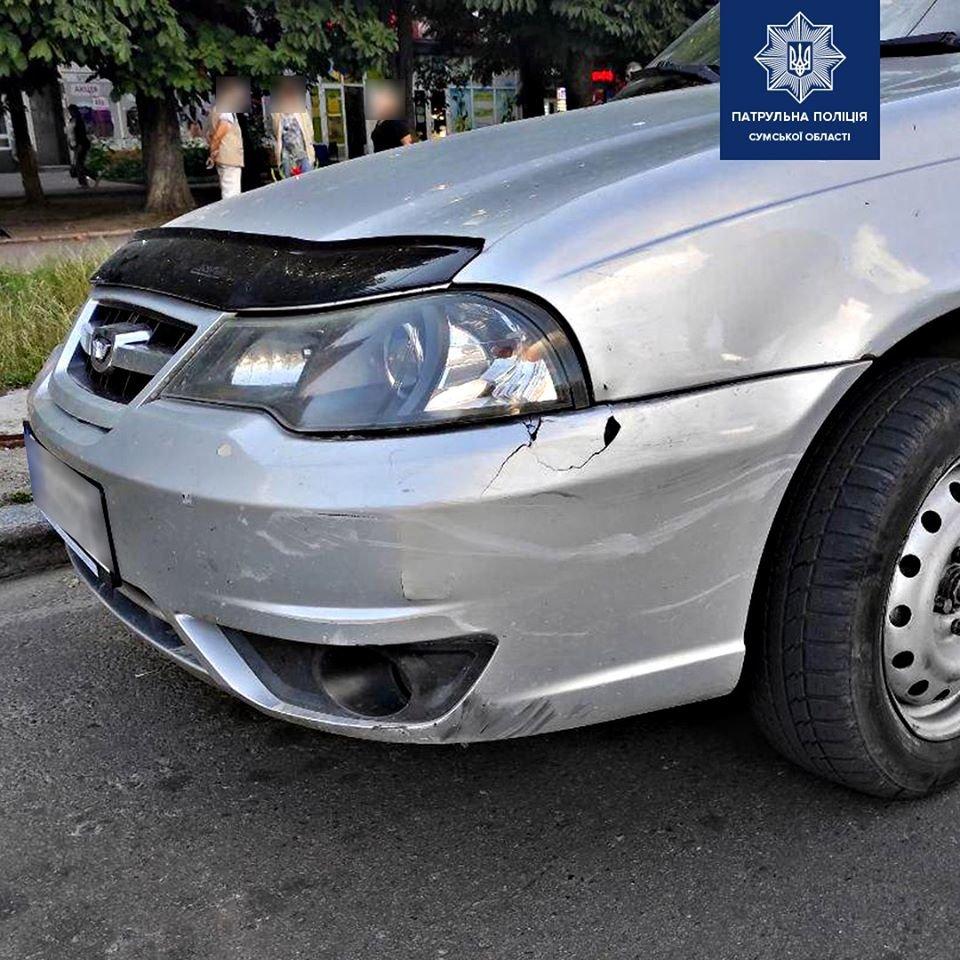 ДТП у Сумах: під колеса авто потрапив підліток на велосипеді, фото-2