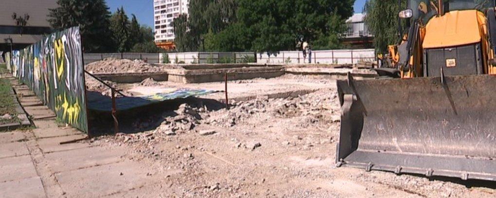 У Сумах розповіли, які роботи передбачені на Театральній площі у рамках реконструкції, фото-1