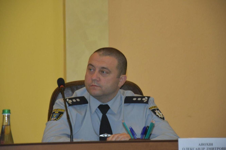 У Сумах представили нового керівника обласної поліції, фото-1