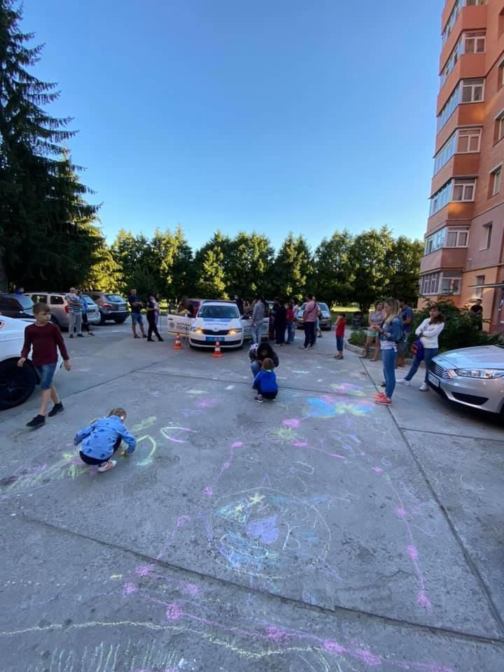 У Сумах депутати разом з патрульними провели захід для малечі «Пильне батьківство - щасливе дитинство» , фото-3