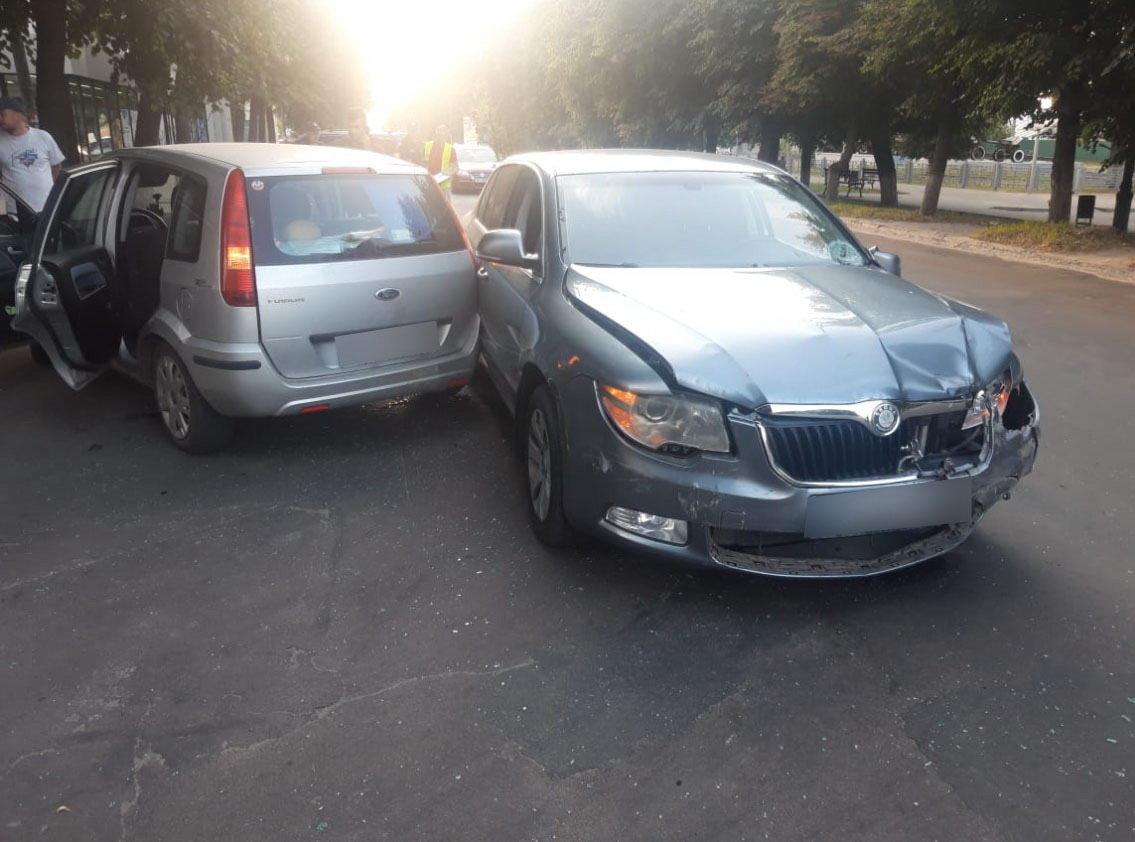 В ДТП на Сумщині постраждало двоє дітей, фото-1