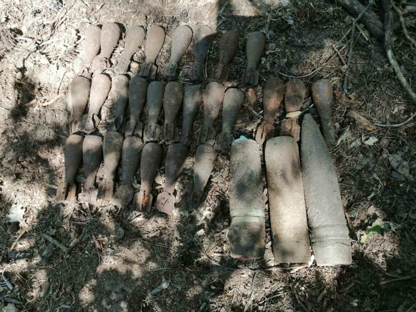 На Сумщині знешкодили 119 боєприпасів часів минулих війн, у тому числі авіабомбу  , фото-1