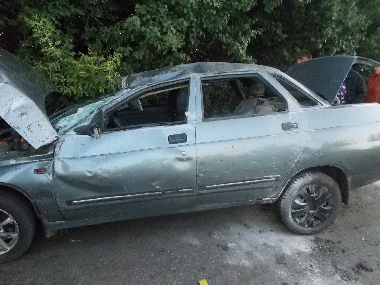 На Сумщині в ДТП загинув водій , фото-1
