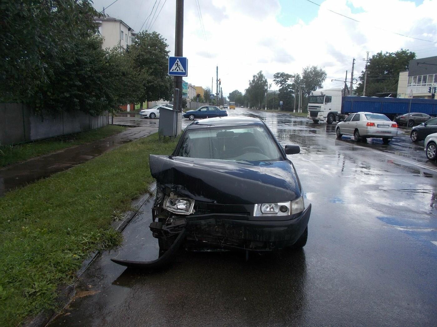 На Сумщині зіткнулися дві автівки – постраждали четверо осіб, серед яких вагітна жінка, фото-3