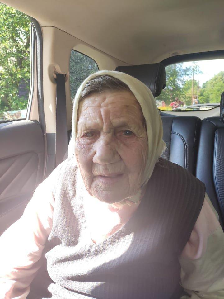 На Сумщині знайшли бабусю, яка не пам'ятає, де живе. Шукають родичів, фото-1