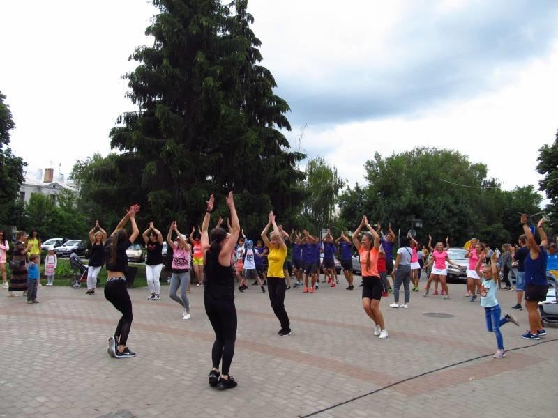 У Сумах відбувся другий спортивний захід «Не лінуйся! Рухайся!», фото-4