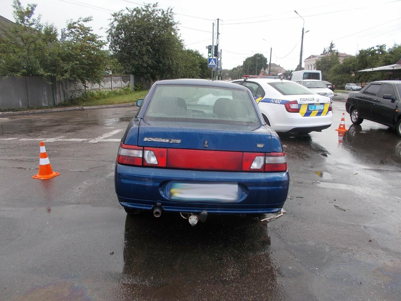 На Сумщині зіткнулися дві автівки – постраждали четверо осіб, серед яких вагітна жінка, фото-2