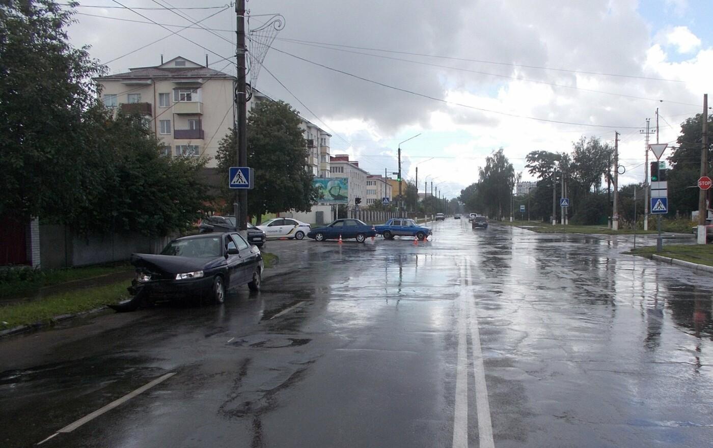 На Сумщині зіткнулися дві автівки – постраждали четверо осіб, серед яких вагітна жінка, фото-4