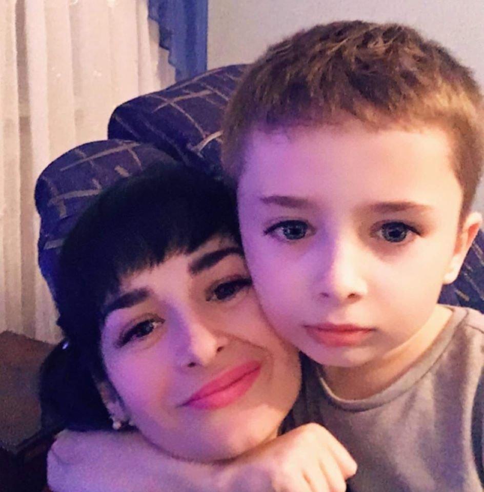 У єдиного синочка працівниці патрульної поліції із Сум виявили страшну хворобу. Потрібна допомога, фото-1