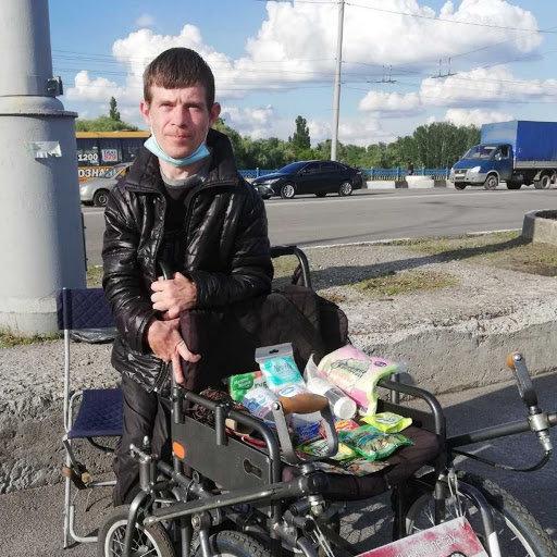 У сумчанина вкрали інвалідний візок: чоловік не має змоги вийти з квартири, фото-1