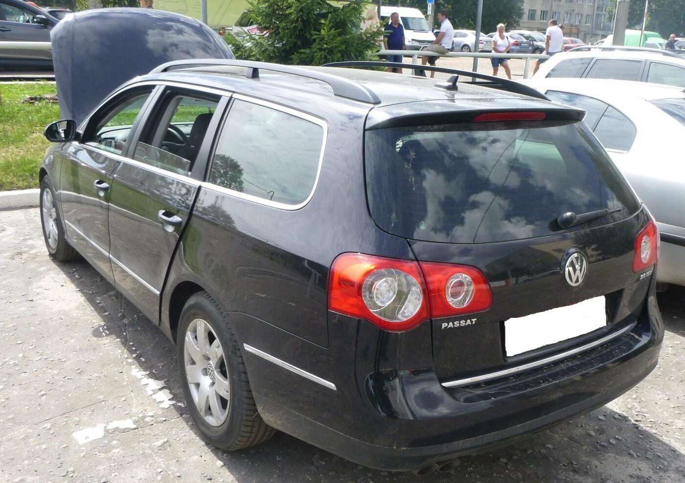 «Євробляха»: пригнаний до Сум автомобіль виявися «двійником», фото-2