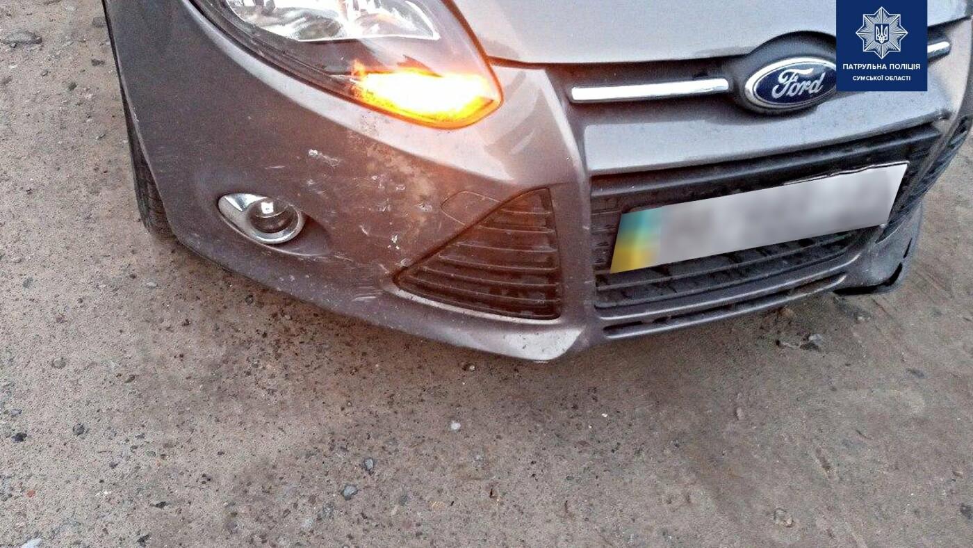 У Сумах п'яний водій вчинив ДТП, фото-2
