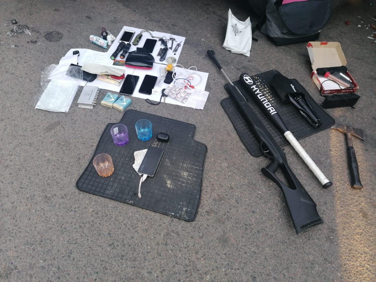 На Сумщині затримано банду,  яка обкрадала пасажирів у поїздах, фото-3