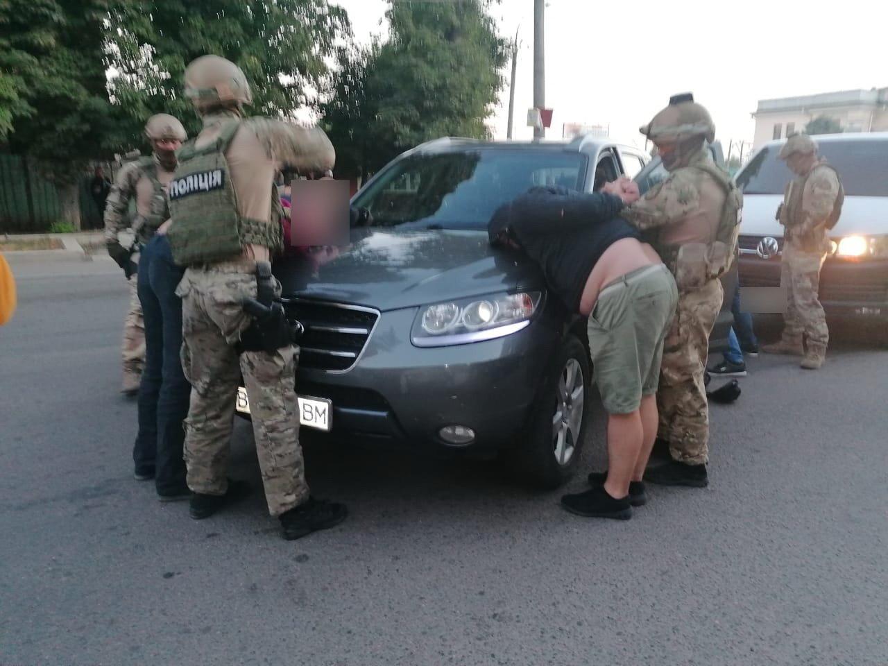 На Сумщині затримано банду,  яка обкрадала пасажирів у поїздах, фото-1