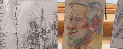 У Сумах відкрили виставку карикатур , фото-1