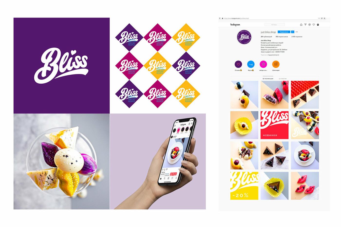Наталья Білоусова: «Дизайн - це робота без кордонів», фото-12, Оформлення Instagram