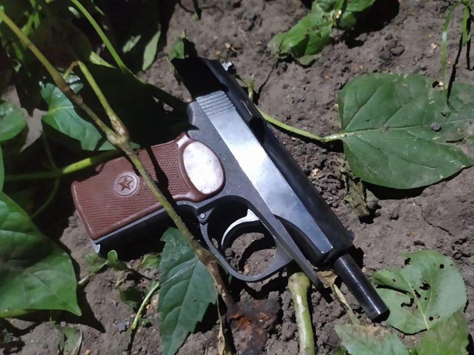 У Сумах чоловік стріляв у сусідів: є поранені , фото-1
