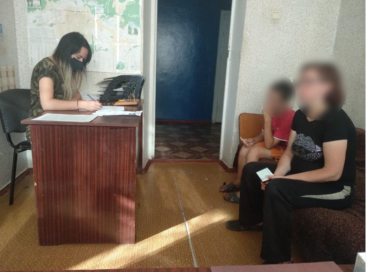 На Сумщині правоохоронці повернули додому заблукалого підлітка , фото-1