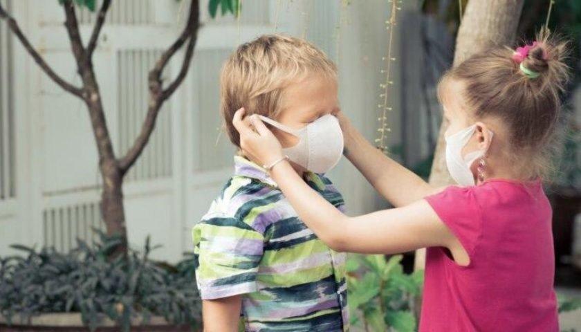 На Сумщині дітей хворіє на COVID-19 у півтора рази більше, ніж в середньому по Україні, фото-1