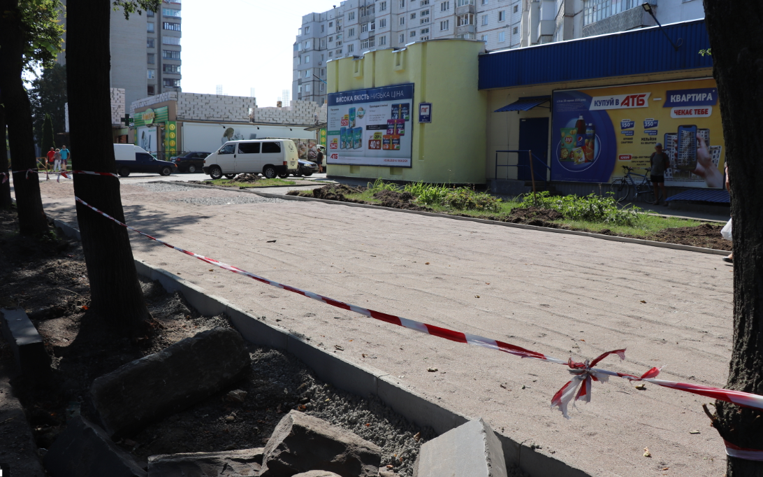 Протягом наступних трьох років в місті мають бути відремонтовані всі тротуари, – Олександр Лисенко, фото-2