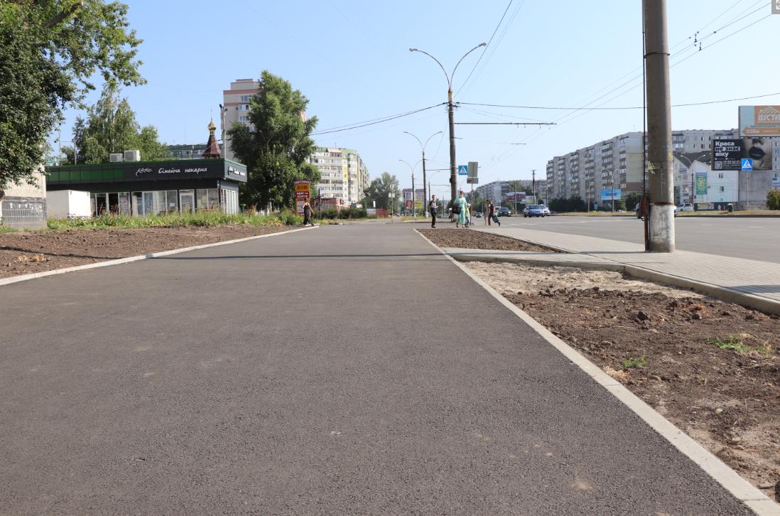 Протягом наступних трьох років в місті мають бути відремонтовані всі тротуари, – Олександр Лисенко, фото-6