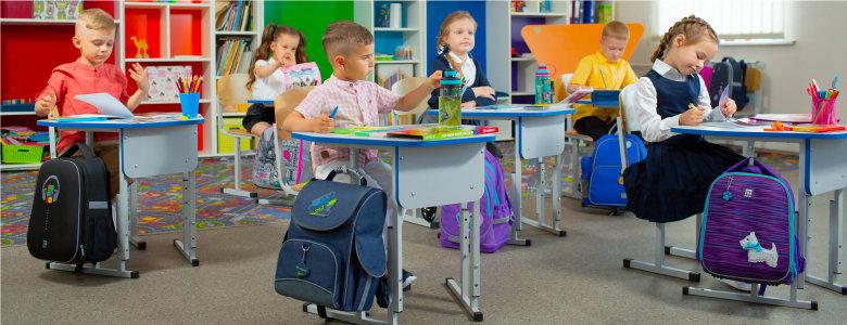 Збираємо першокласника до школи: як обрати бездоганний рюкзак, фото-1