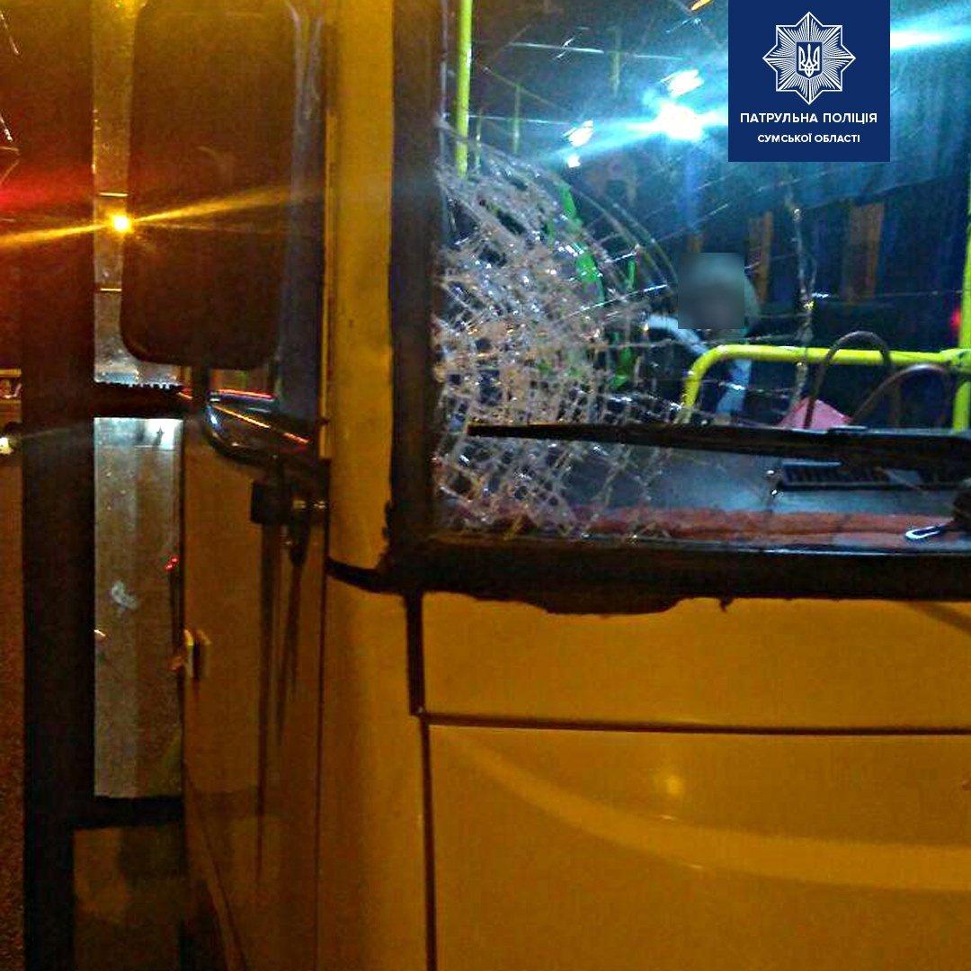 У Сумах внаслідок ДТП загинув пішохід, фото-1