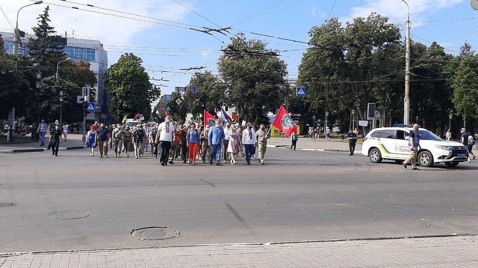 Як у Сумах святкували День незалежності?, фото-2
