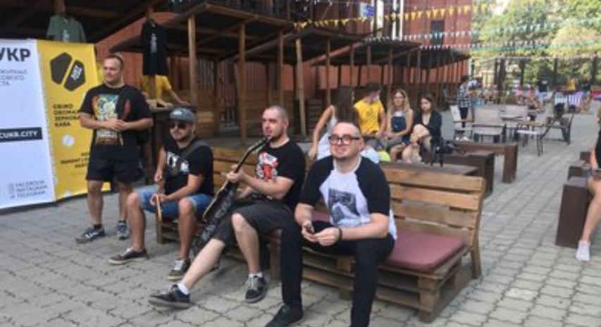 У Сумах вчетверте влаштували Фестиваль вуличної музики , фото-2