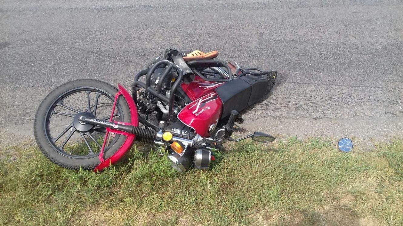 У Ромнах в ДТП постраждали водій та пасажир мотоцикла, фото-2