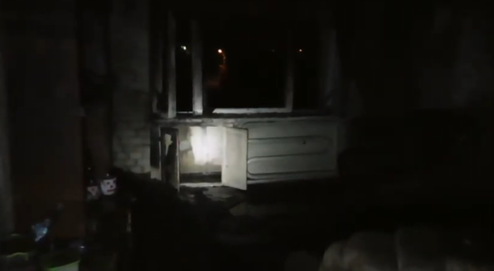 У Сумах вночі горів 9-поверховий будинок: 5 людей врятовано, ще 9 евакуйовані , фото-3