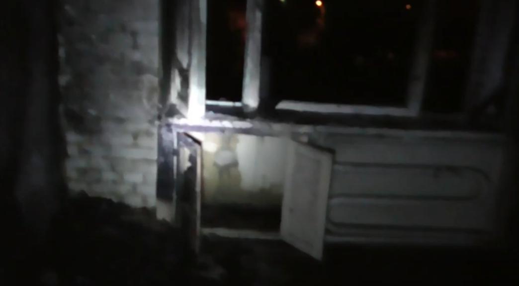 У Сумах вночі горів 9-поверховий будинок: 5 людей врятовано, ще 9 евакуйовані , фото-2