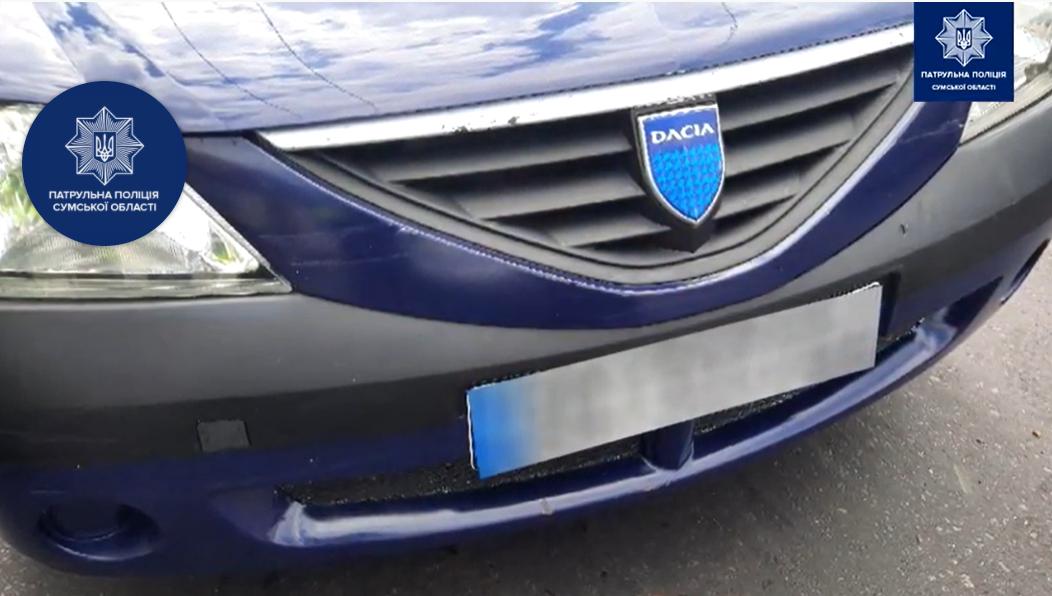 На Покровській площі у Сумах сталася ДТП за участі трьох авто, фото-2