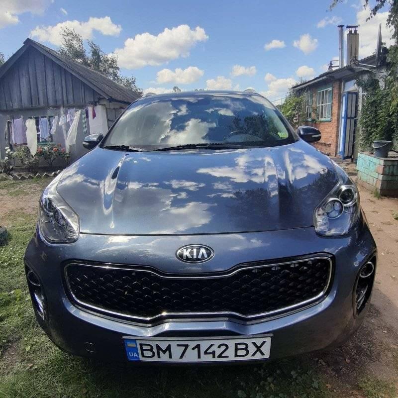 У Сумах на Зеленко викрали авто KIA SPORTAGE, фото-2