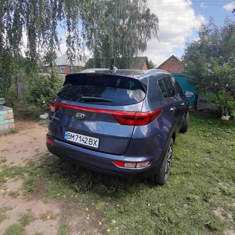 У Сумах на Зеленко викрали авто KIA SPORTAGE, фото-3