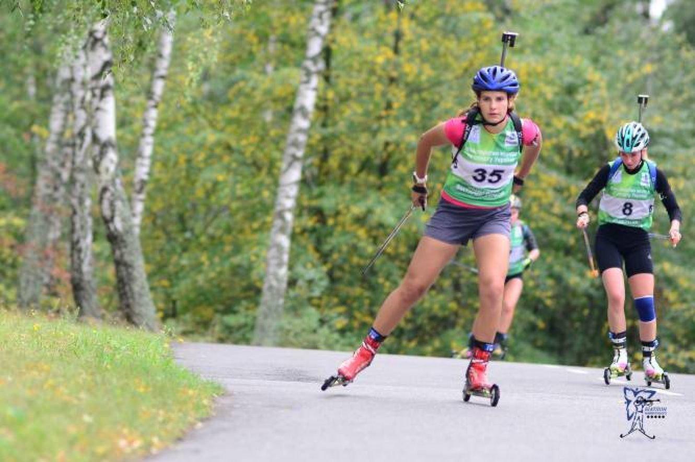 Сумські біатлоністи в призах на чемпіонаті України, фото-1