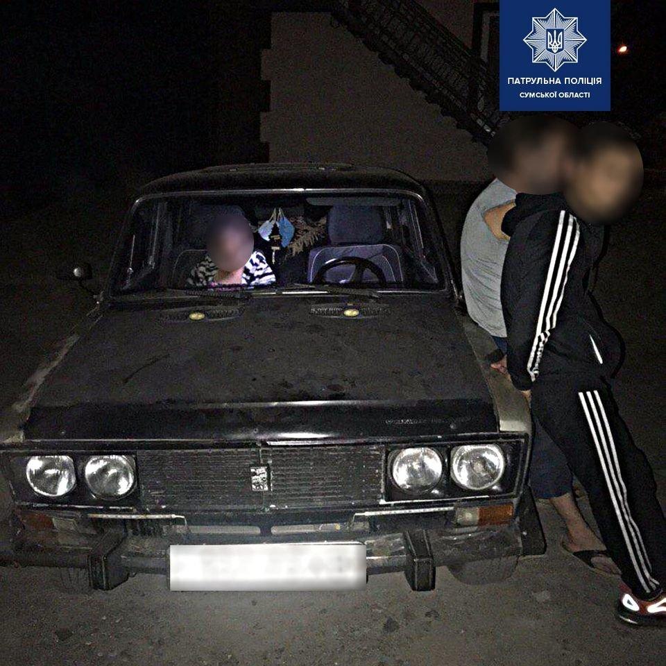 На Сумщині вчетверте за рік зупинили п'яного водія без прав, фото-1