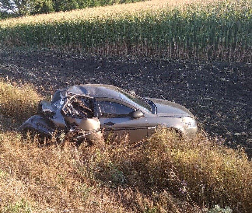 ДТП на Сумщині: не розминулися Хюндай та Форд, фото-2