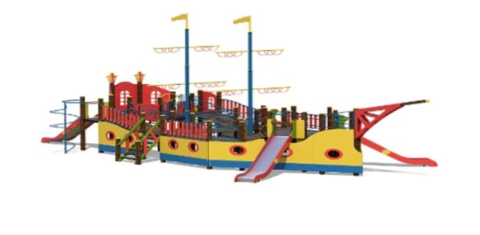 У дитячому парку у Сумах може з'явитися казковий корабель , фото-1