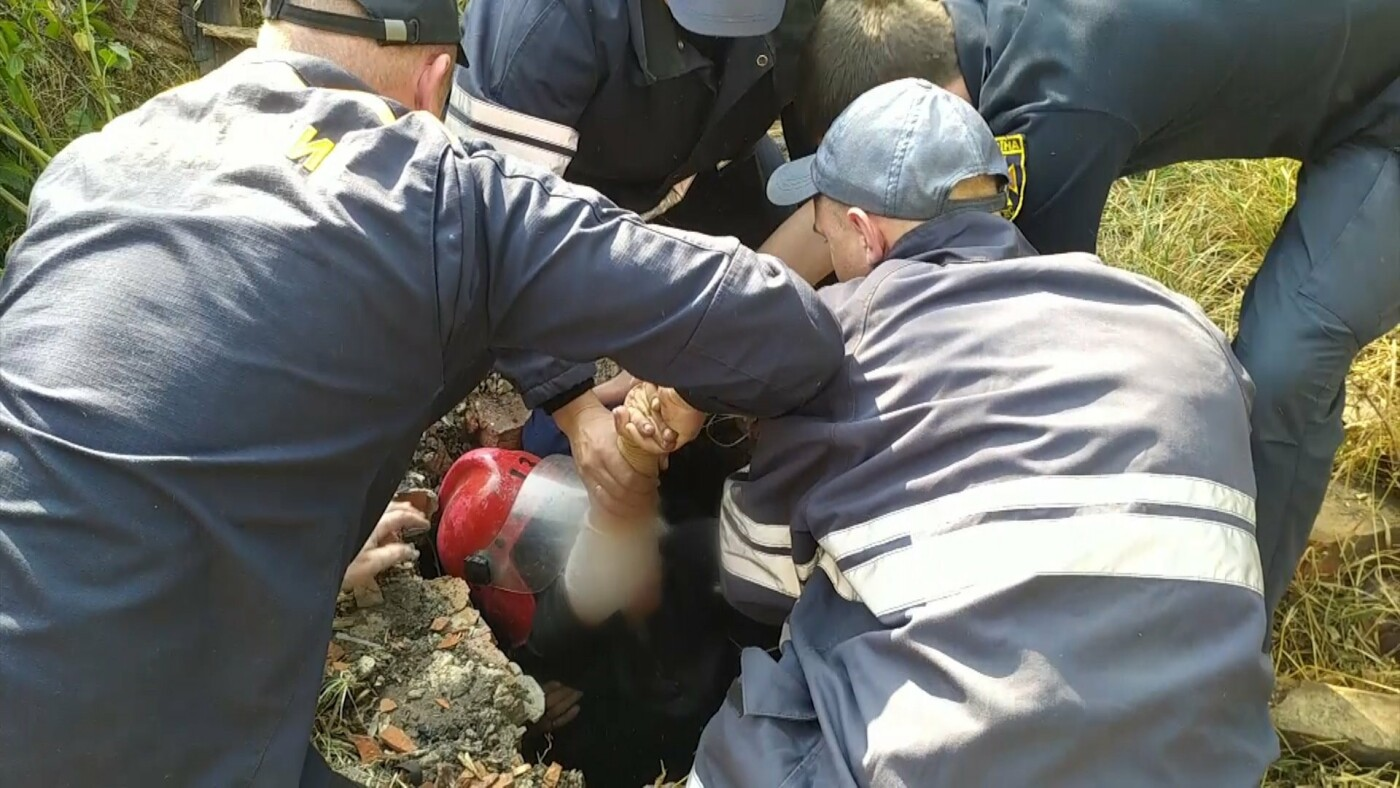 На Сумщині жінка впала в колодязь , фото-2