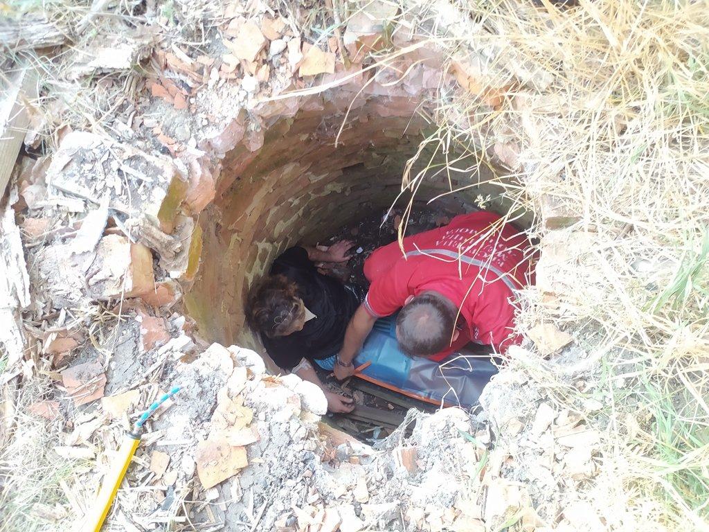 На Сумщині жінка впала в колодязь , фото-1