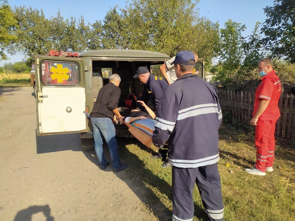 На Сумщині жінка впала в колодязь , фото-3